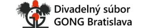 Divadelný súbor GONG - logo